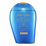 Shiseido Лосьон для лица и тела Expert Sun Aging Protection Lotion солнцезащитный SPF15 150ml