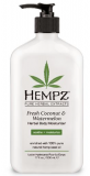 Hempz Fresh Coconut&Watermelon Moisturiser увлажняющее растительное Молочко для тела «Кокос и Арбуз»