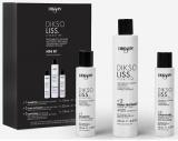 Dikson Dikso Liss - не химическое разглаживание структуры волос с гиалуроновой кислотой и кератином Набор