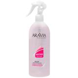 ARAVIA Professional Вода косметическая минерализованная с биофлавоноидами, 500 мл.