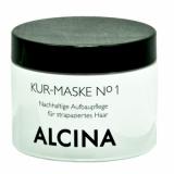 Alcina маска лечебная No 1 для поврежденных волос