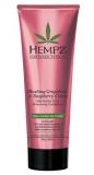 Hempz Blushing Grapefruit & Raspberry Creme Conditioner Грейпфрут - Малина Кондиционер для сохранения цвета и придания блеска волосам
