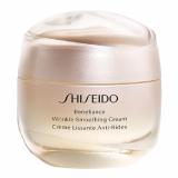 Shiseido Крем для лица Benefiance Wrinkle Smoothing Cream разглаживающий для всех типов кожи 50ml 768614149538
