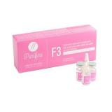Delta Studio укрепляющее средство для профилактики выпадения волос при перхоти (PURIFICA F3 – COFANETTO DA) 12х6 ml