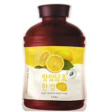 APIEU FRUIT VINEGAR SHEET MASK Lemon 8809530058947
