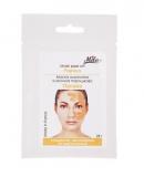 Mila Альгинатная маска Папайя, гиалуроновая кислота (очищение и увлажнение) пакет 250мл