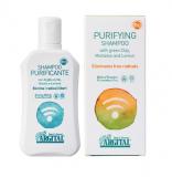 Argital Шампунь очищающий (зелёная глина+экстракты черники и лимона) 250 мл /Purifying Shampoo 8018968019813