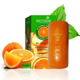 Biotique Bio Orange Peel CLEARLY REVITALIZING BODY SOAP Био Цедра Апельсина Восстанавливающее мыло 150мл