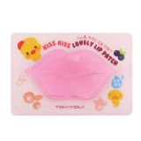 Tony Moly Патч для губ KISS KISS LOVELY LIP PATCH, 10 г
