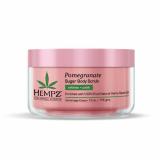 Hempz Pomegranate sugar scrub Скраб для тела с гранатом 176g 676280015494