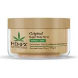 Hempz Original herbal sugar body scrub Сахарный Скраб для тела