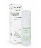 Nannic Foot repair complex Восстанавливающий крем для ног