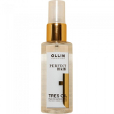Ollin Professional 395935 Масло для волос 50 мл. OLLIN PERFECT HAIR TRES OIL