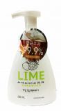 Clio Мыло жидкое для рук Lime Антибактериальноеиальное 250ml 8801441016023