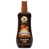 Australian GOLD Bronzing Dry Oil Spray Intensifier масло для загара на солнце с бронзаторами 237 ml