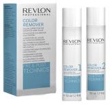 Revlon Professional Color Remover средство для снятия искуственного цвета с волос и для препигментации