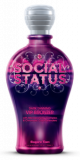 Supre Tan лосьон для загара в солярии с бронзаторами Social Status 350мл