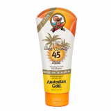 Australian GOLD Premium SPF 45 Sheer Coverage Faces крем для лица для загара на солнце 88 ml