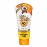 Australian GOLD Premium SPF 45 Sheer Coverage Faces крем для лица для загара на солнце 88 ml