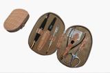 Zauber MS-704 Набор маникюрный 5 предметов овал.