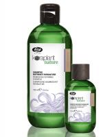 Lisap Milano Keraplant Nature Nourishing repairing shampoo питательный шампунь для восстановления волос