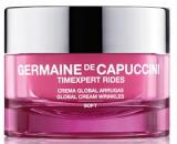 Germaine de Capuccini TE Rides Global Cream Wrinkles Soft Крем для нормальной кожи 50 мл.