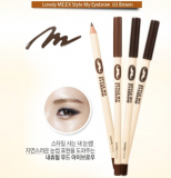 Карандаш для бровей The Face Shop LOVELY MEEX STYLE MY EYEBROW