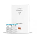 Arkana 52007 PRP Serum - омолаживающая сыворотка с эффектом плазмолифтинга с пептидами W3 Peptide, GHK-Cu. 3х3 мл