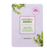 Tony Moly NATURAL PURE ROSEMARY MASK SHEET 8806194023403