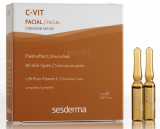 SeSderma C-VIT Интенсивная сыворотка мгновенной красоты 5 ампул по 2 мл