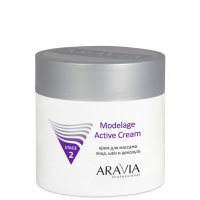 ARAVIA Professional Крем для массажа Modelage Active Cream, 300 мл.