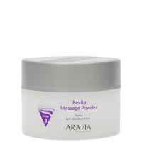 ARAVIA Professional Тальк для массажа лица Revita Massage Powder, 300 мл.