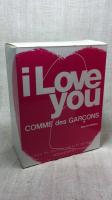 Comme Des Garcons Comme de garsons I love you