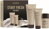 Ahava Kit for men-shower gel, hand cream, after ыhave Набор мужской Гель для душа/Крем для рук/Крем после бритья 697045014118