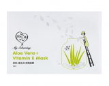 My Scheming Aloe Vera + Vitamin E Mask маска с алоэ вера + Витамин Е 25ml 4716872043132