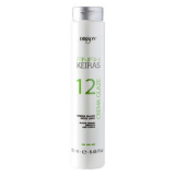 Dikson KEIRAS Finish 12 Crema glaze for smooth and curly hair крем для гладких/кудрявых волос, эластичность, термозащита, защита от влаги 3 с.ф. 250мл 8000836392029
