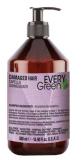 Dikson ВОССТАНОВЛЕНИЕ волос Шампунь с пшеницей, маслом Аргана и ствол. клетками сирени Damager Shampoo Rigenerante Every Green ЭКО линия без SLS, без минеральных солей