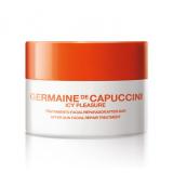 Germaine de Capuccini GOLDen Caresse Icy Pleasure After-SunFac Rep Treat Охлаждающий восстанавливающий крем для лица после загара 50 мл