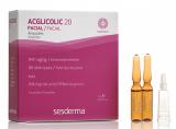 SeSderma ACGLICOLIC 20 Омолаживающая сыворотка с гликолевой кислотой 5 ампул по 2 мл