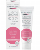 Byphasse Hair Removal Cream Silk Extract Крем для депиляции Экстракт шелка 125мл