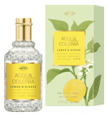 Maurer & Wirtz 4711 A COLONIA LEMON & GINGER лимон и имбирь