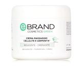 Ebrand Crema Massaggio Inestetismi Cellulite - Антицеллюлитный массажный крем с фосфатидилхолином 500 мл