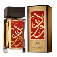 Aramis Perfume Calligraphy Rose