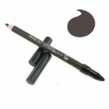 Shiseido Карандаш контурный для век с мини-спонжем для растушевки Smoothing Eyeliner Pencil