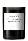 Byredo Parfums Cotton Poplin Fragranced Candle Свеча парфюмированная
