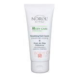 Norel Nourishing foot cream Prevents skin cracking Pedi Care Питательный крем для ног