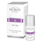 Norel DZ 047 Anti-Age – Anti-wrinkle eye emulsion – противоморщинная эмульсия для периорбитальной зоны для зрелой кожи 15мл