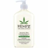 Hempz Herbal Moisturizer Lotion for sensitive skin Растительный увлажняющий Лосьон для чувствительной кожи 500мл