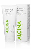 Alcina Бальзам для лечения и успокоения чувствительной кожи головы 200мл Scalp BALM