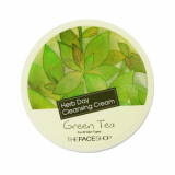 The Face Shop HERBDAY CLEANSING CREAM 4 GREEN TEA 8806364021529